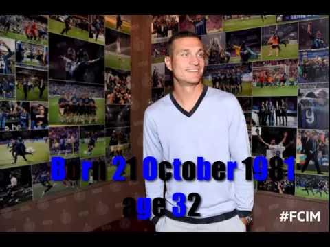 Nemanja Vidic - Welcome to Inter
