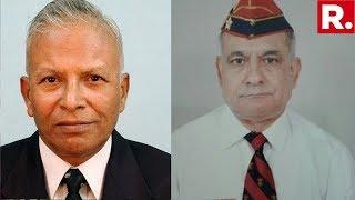 Brig V Mahalingam & Maj Gen SP Sinha Speak To Republic TV On Army Calling Out Fake News On Kashmir
