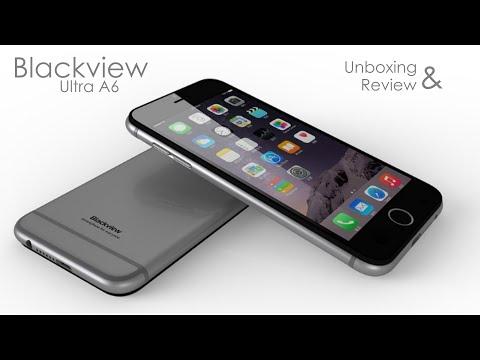 Blackview Ultra A6 Review en español