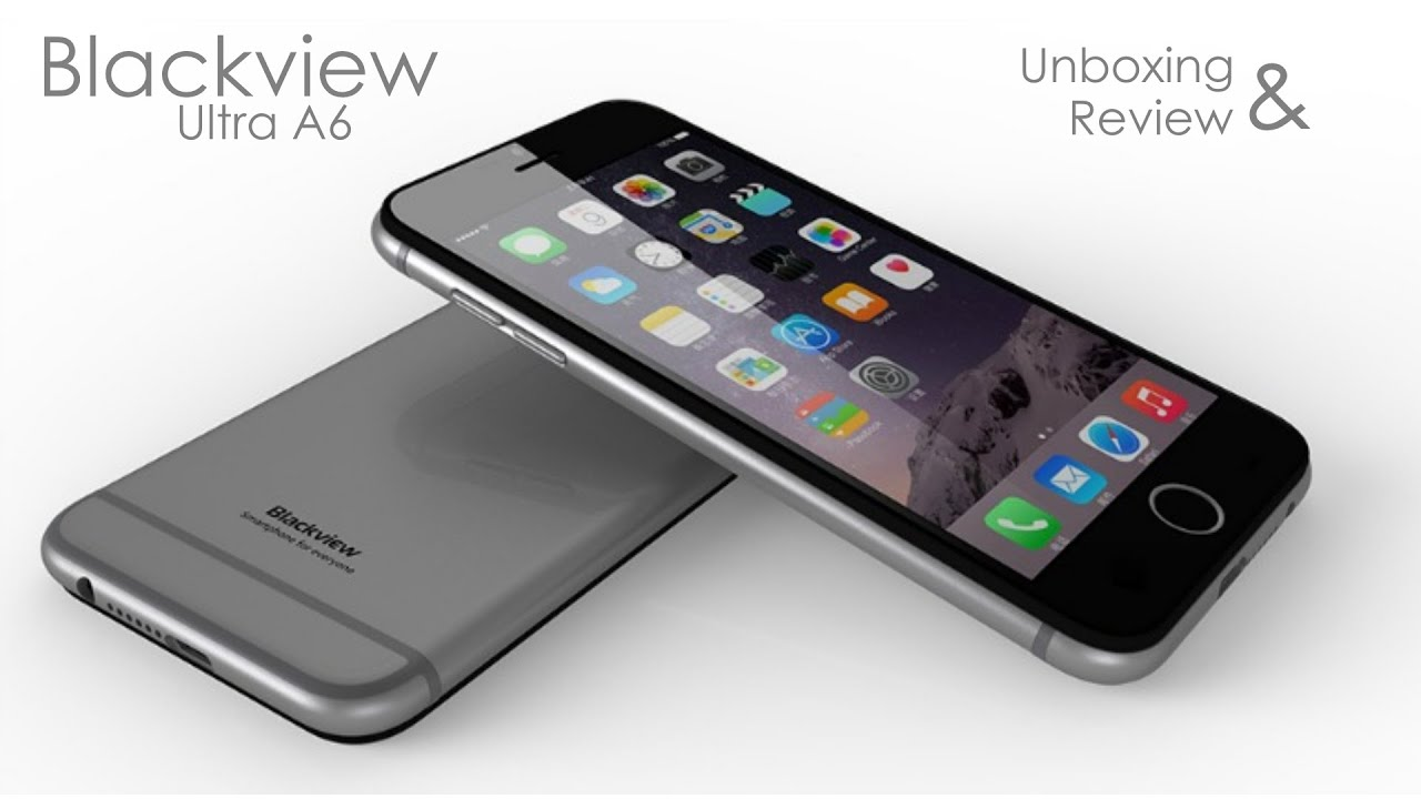 Blackview Ultra (A6) Grey