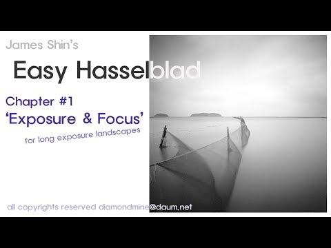 Easy Hasselblad #1  Exposure and Focus