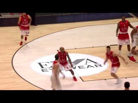 7DAYS Magic Moment  Aaron Jackson, CSKA Moscow #EA7CSKmp mp