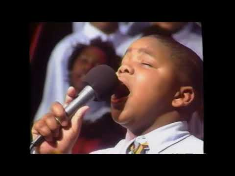 Mississippi Children's Choir - Lets Change The World