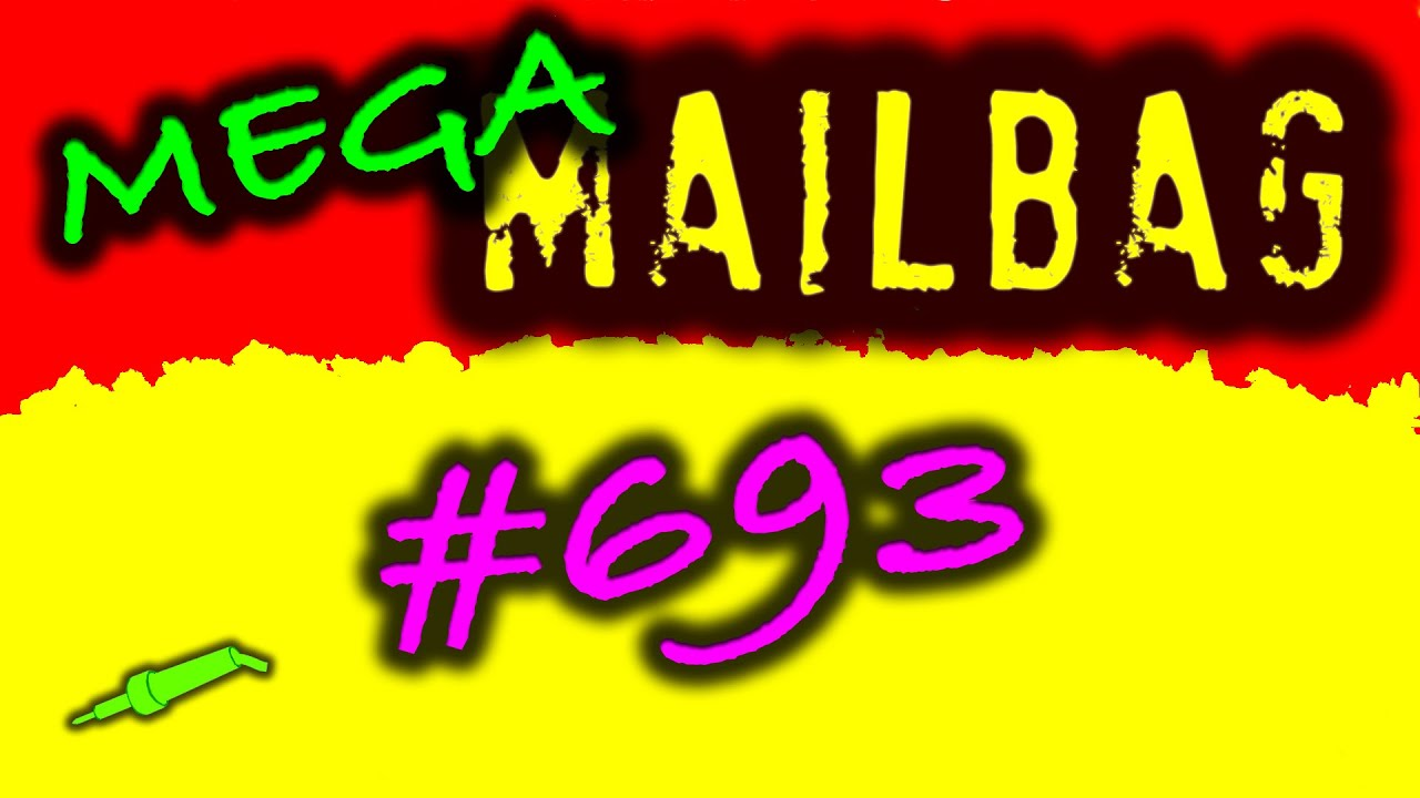 #693 Mailbag Monday 9th March 2020