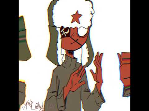Countryhumans edit (USSR and Russia) Fantasize. - YouTube