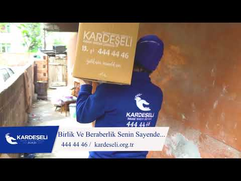 Kumanya Ve Hijyen Paketi Dağıtımlarımız! - Türkiye
