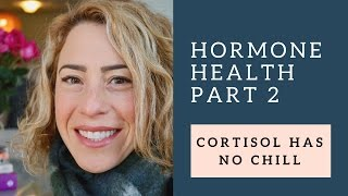 How I Finally Chilled the Heck Out to Decrease Cortisol and Recover from Amenorrhea