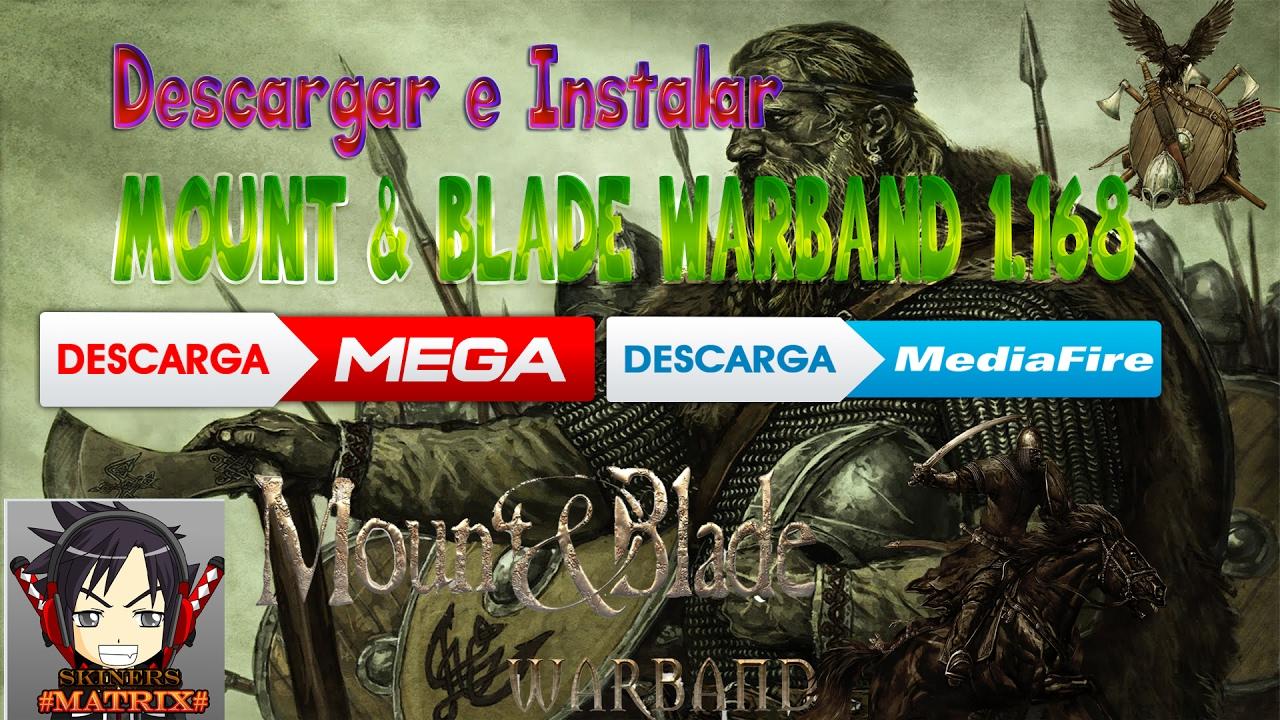 Mount & Blade: Warband PC Full Español | BlizzBoyGames