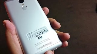 Xiaomi Redmi Note 3 (Silver) 16GB & 2 GB RAM Unboxing and First Impressions