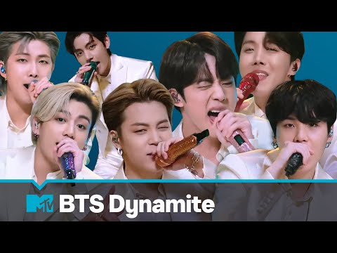 BTS Performs 'Dynamite' | MTV Unplugged Presents: BTS - MTV UK