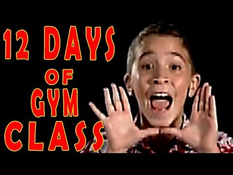 Brain Breaks  12 Days of Gym Class  Brain Breaks for Children  The Learning Station