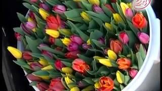 Акция «Авторадио дарит цветы!»