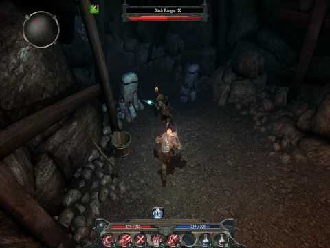 Divinity II - Ego Draconis: Gameplay Video: The Warrior