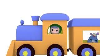 Руби и Йо-Йо - Урок рисования - мультики малышам