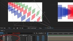 How to Collapse Transformations and Keep Your 3D Scene Clean in After Effects