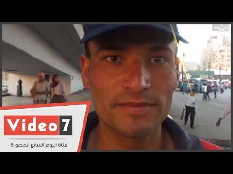 اليوم السابع : بالفيديو.. مواطن لمحافظ أسيوط: