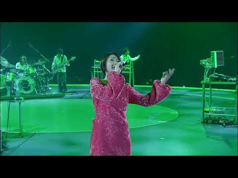 宇多田光 Utada Hikaru - Blue. WildLife Live 2010. YokoHama Arena. December 8-9.