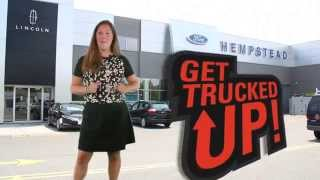 Get Trucked Up at Hempstead Ford in Hempstead, NY