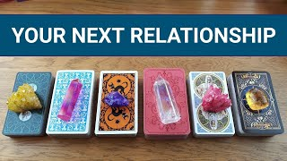 WILL I MEET SOMEBODY SOON? 💑💖*Pick A Card* CHARM TAROT Reading Love Soulmate YOUR NEXT RELATIONSHIP