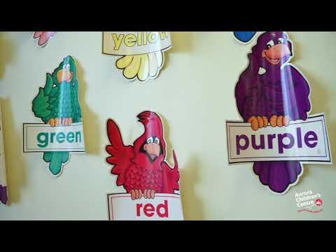Aurora Childrens Centre - Virtual Tour FULL
