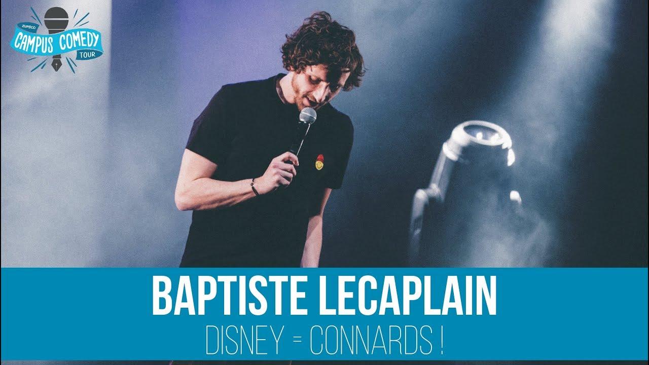 Baptiste Lecaplain - Disney = Connards ! (Calendrier de l'Avent du LOL)