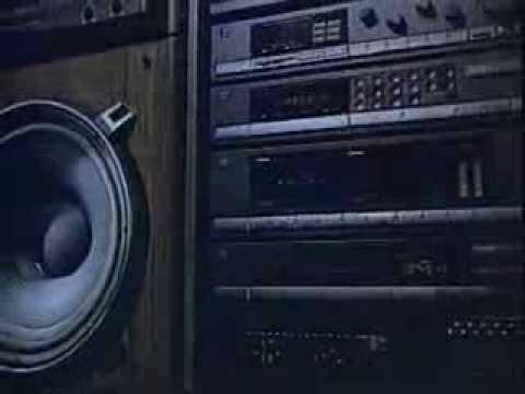 Samsung HiFi Audio 1980s commercial (korea) 삼성 하이파이오디오 광고