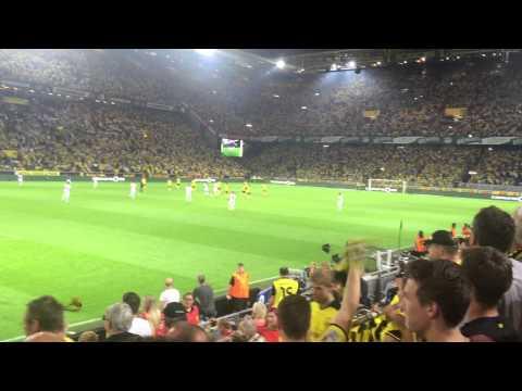 Borussia Dortmund - Wolfsberger AC 5:0 (0:0) Europaleaguequali Runde 3, Mkhitaryan 86. Min 5:0
