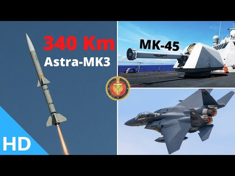 Indian Defence Updates : F-15EX MMRCA Winner?,340 Km Astra M
