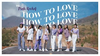 [🏆] How To Love (feat. GRAY) - AĻLY cover by Pink Rocket