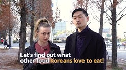 How to eat like a local in Korea!   Korea Travel Tips
