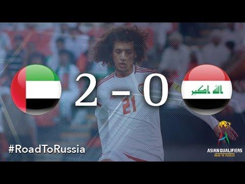 UAE vs Iraq (Asian Qualifiers – Road To Russia)