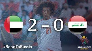 Video Gol Pertandingan Uni emirat Arab vs Iraq