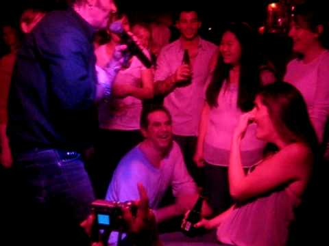 Lovato Images shoots as Phil Shane sings love to M...