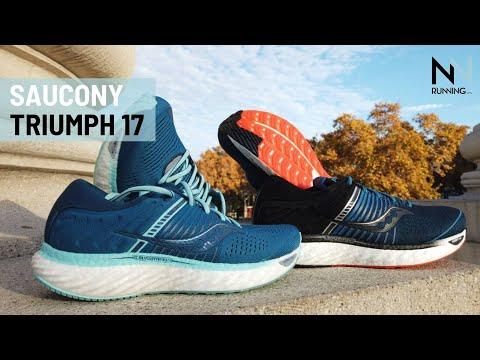 Saucony Triumph 17 - Review