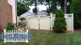 Vinyl Fence, Aluminum Fence, Chain Link Fence, & Wood Fence Nj