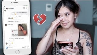 CATFISHING My Boyfriend To See If He CHEATS..*You wont believe this*
