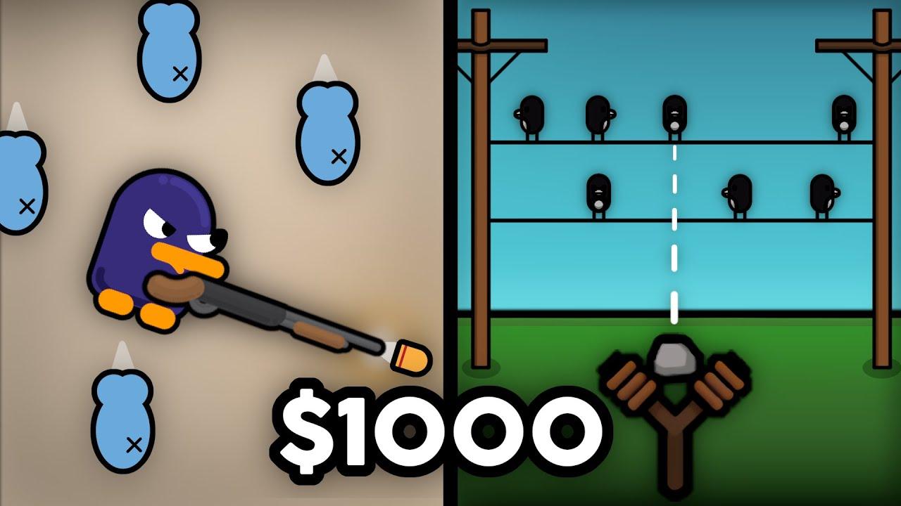 Best Python Game Wins $1000 - Game Making Challenge