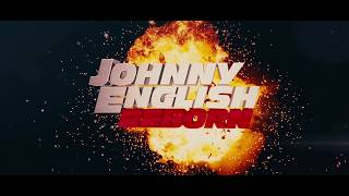 Johnny English Strikes Again (2018) Legacy Piece (Universal Pictures)