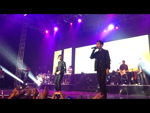 CJR Feat Bastian Steal -  (cover) What Makes You Beautiful Konser At GBK Senayan
