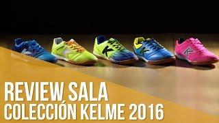 Review Sala Colección KELME  Spring-Summer 2016