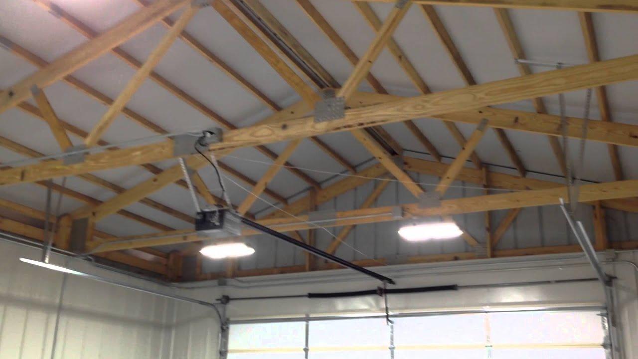 light led garage watch shop youtube lighting