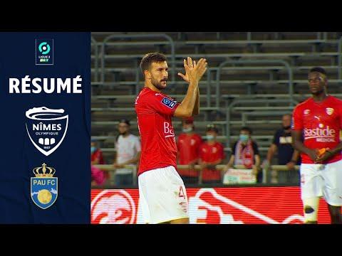 Nimes Pau Goals And Highlights