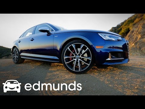 2018 Audi S4 Shortcut Review | Edmunds