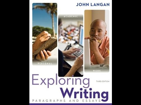 Exploring Writing Paragraphs And Essays Pdf