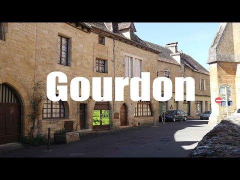 Gourdon, Plus beaux villages de France   Canon 80D   Virtual Trip