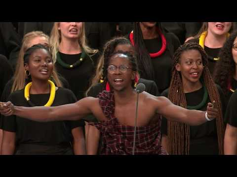 Stellenbosch University Choir - Baba Yetu