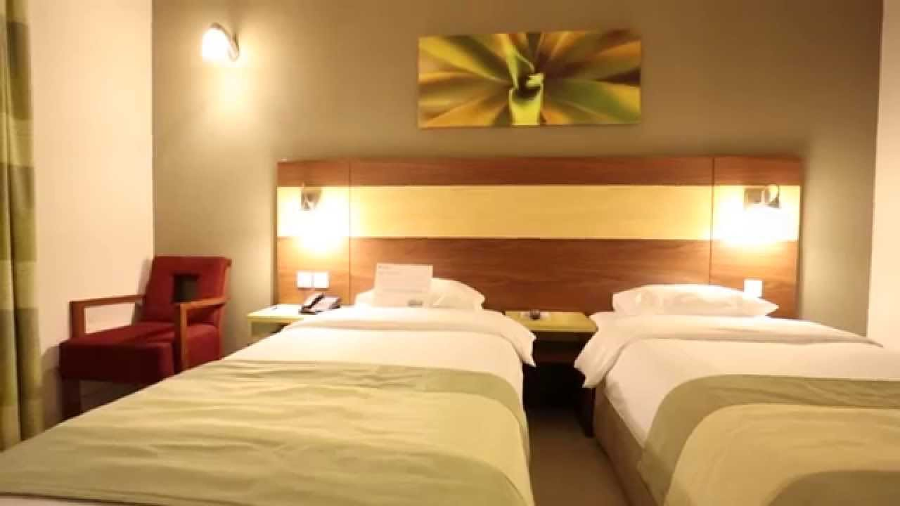 Citymax Hotels Bur Dubai Standard Room 1 Youtube