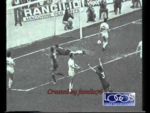 """Paolo Pulici e Ciccio Graziani, """"I Gemelli del gol"""" commento di Nando Martellini"""
