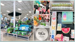SHOP WITH ME -- AT A HOME DECOR SUPERSTORE! (+ HAUL)