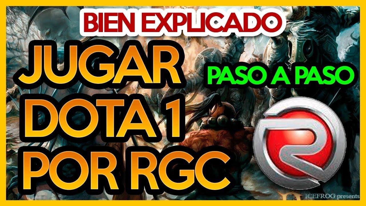 • Como jugar DOTA 1 Online 2019 – RGC •